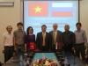 Viện Đại học Mở Hà Nội và Đại học Tổng hợp Kỹ thuật điện quốc gia Saint-Petersburg LETI Cộng hoà liên bang Nga kí Biên bản ghi nhớ thỏa thuận hợp tác phát triển nghiên cứu và đào tạo