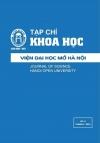 Tạp chí Khoa học Viện Đại học Mở Hà Nội số 21 tháng 07.2016